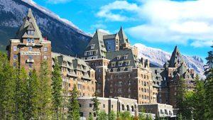 バンフのホテル