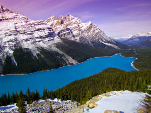 【悲報】ペイトー湖が9月16日にクローズします。