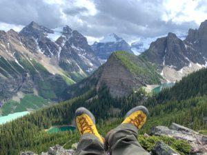 ロッキーで一番人気のハイキングコースはどこだ!