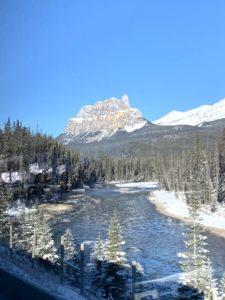 スキー場の無料シャトルバスからの眺めがヤバすぎる!